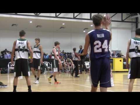 Hillcrest CC v Brisbane Boys College: Campbell Taylor: Blue 6