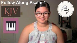 SING | Psalm 1 | KJV | Bible Song
