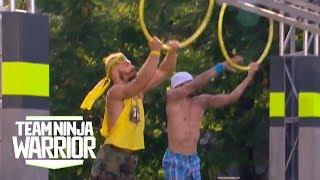 Season 2, Episode 11: Noel Reyes battles Mike Bernardo | Team Ninja Warrior