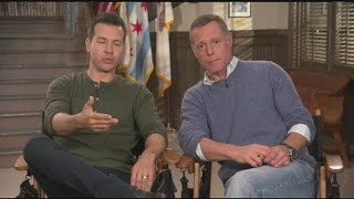 "Mass Appeal Stars Jason Beghe and Jon Seda talk ""Chicago P.D."""