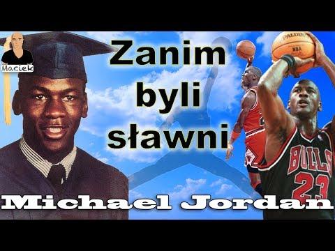 Michael Jordan | Zanim byli sławni