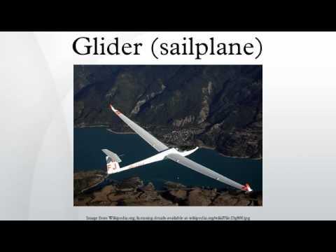 glider sailplane youtube