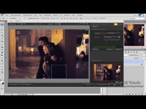 Nik Collection плагин Dfine 2, способ применения Photoshop.