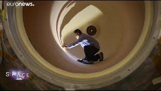 ESA Euronews: In der italienischen Vega-Raketenfabrik
