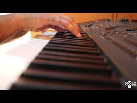 88Keys Express - Kabira (Piano Cover) - Aakash Gandhi