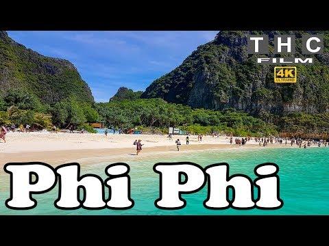 Thaiföld, Phuket fakultatív program: Phi Phi szigetek