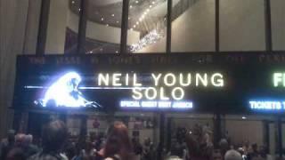 Neil Young Live Houston, TX 06-04-10 Rumblin' 14