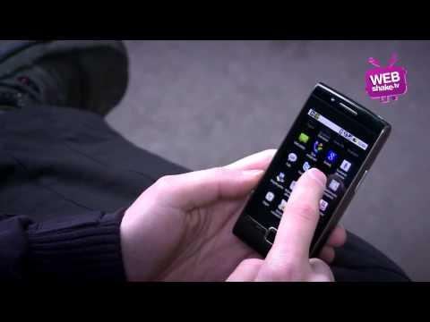 Huawei U8500 - recenzja, Mobzilla odc. 52