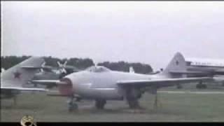 МиГ 9 первый советский реактивный истребитель