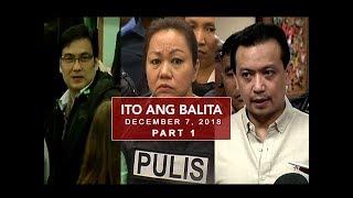Ito Ang Balita (December 7, 2018) PART 1