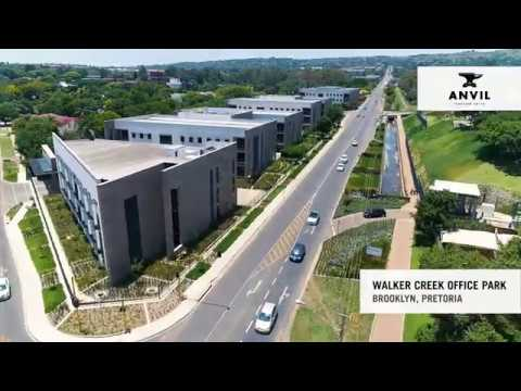 Walker Creek Office Park, Brooklyn - Gauteng
