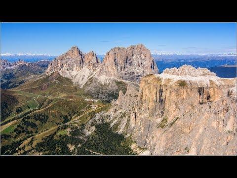Sass Pordoi (2950 m) \