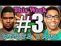 """CHUCK E. CHEESE OCULUS RIFTING & THE NEW X-MEN"" - [This Week in GTN with J.D. & Paul #3]"