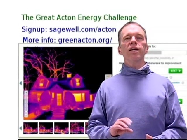 The Great Acton Energy Challenge March 2012