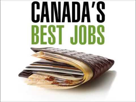 Canada's best jobs