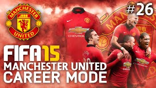 FIFA 15 | Manchester United Career Mode - ARSENAL BLOCKBUSTER! #26
