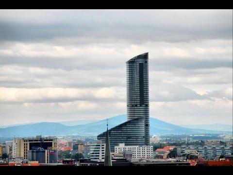 Sky Tower Wrocław 212m