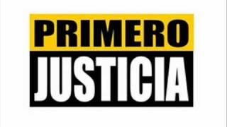 Himno Primero Justicia - Somos hijos de la democracia