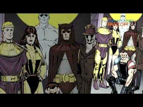 Graphic novels or glorified comic books? (Graphic Novels Pt 1)