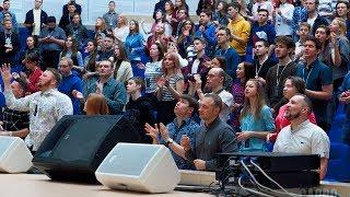 Молодежное служение церкви «Филадельфия» г.Ижевск, 18 ноября 2018 г