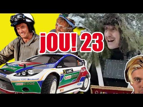 jOU! 23 alebo WARŠAWA, KURWA!