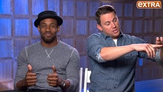 'Magic Mike XXL': The Cast Reveals Who Had the Best Abs, Was the Biggest Flirt