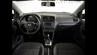 Volkswagen Polo V Рестайлинг 1.6 AT (110 л.с.) Trendline 2017 г.