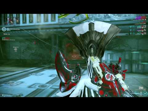 Warframe Axi endless defence wave 50 Infested akkad - meh team