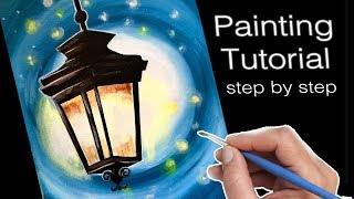 LANTREN Painting Tutorial. How to paint Step by Step (easy Techniques)