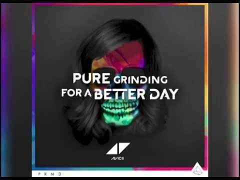 Avicii - For a better day (Instrumental only) (Karaoke/Lyrics in description)