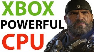 Xbox Scarlett CONFIRMS HUGE CPU Power | Highest Frames On A Console EVER | Xbox News