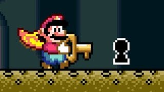 Super Mario World - All Secret Exits