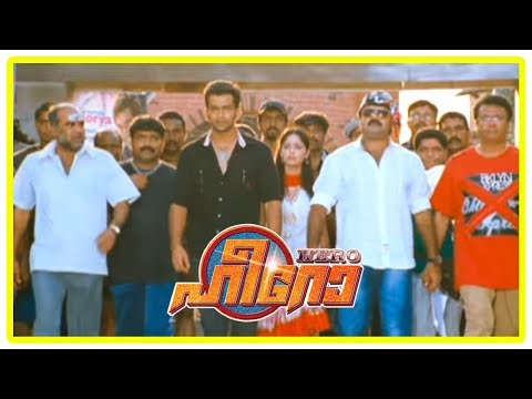 Prithviraj New Movie 2017   Hero Movie Scenes   Prithviraj arrested   Anoop Menon
