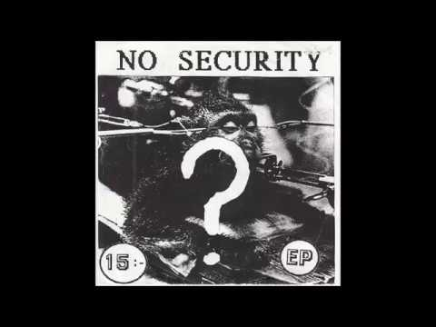 No Security - Discography 1987-1993