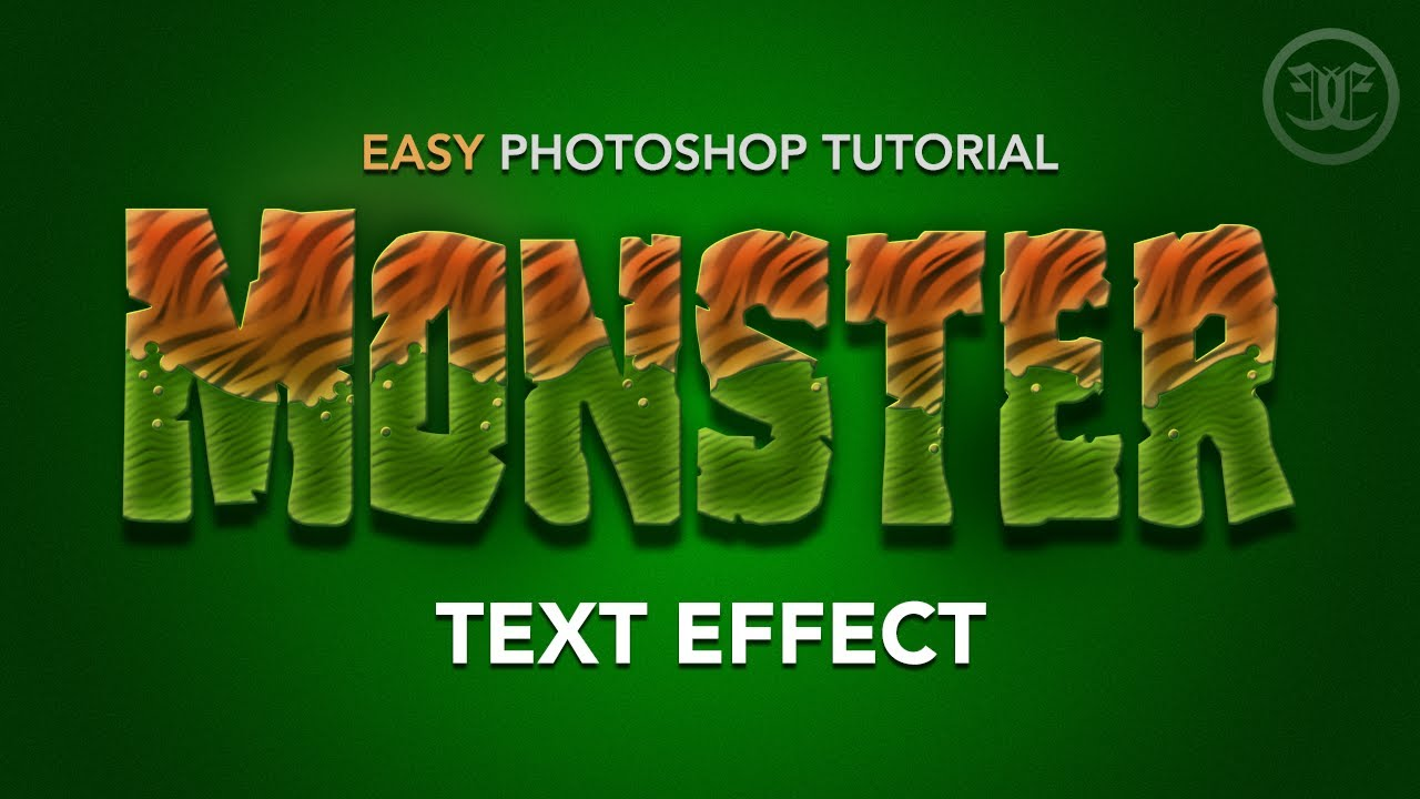 Video Tutorial: Fun Vector Monster Face in Adobe Illustrator