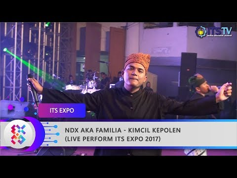 NDX AKA FAMILIA - Kimcil Kepolen (Live Perform ITS Expo 2017)