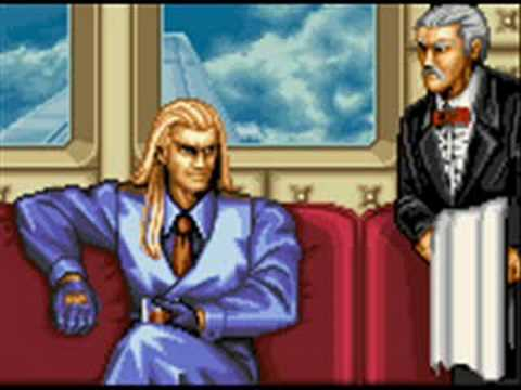 Art Of Fighting 2 Geese Howard Theme Youtube
