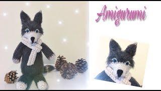 Lobo | Lupo | Wolf #2 Amigurumi