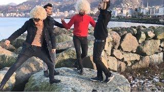 Лезгинка В Турции 2019 Парни Танцуют Красиво На Набережной ALISHKA MAQA (Ризе) Super Dance