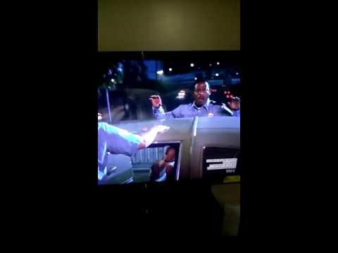 Martin Lawrence on police in movie