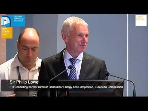 Opening remarks, Keynote Address | FSR & HERI Conference on European Energy Law