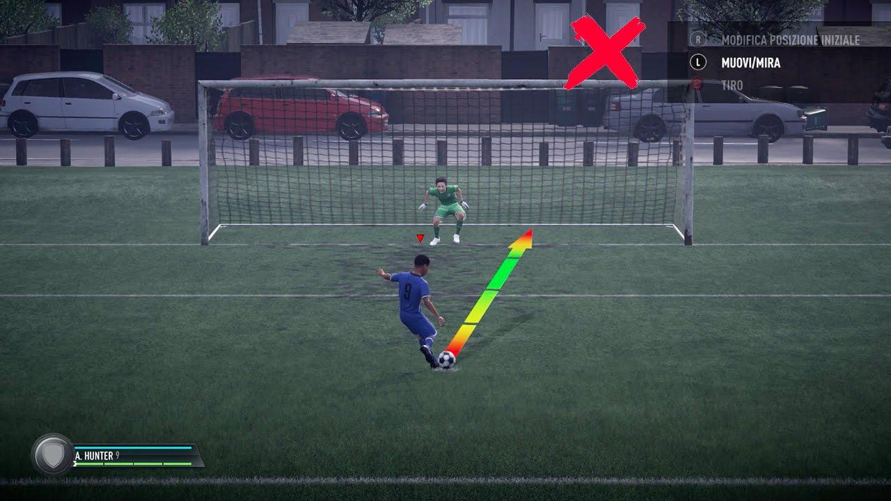 the latest 4c432 da5ea COSA SUCCEDE SE HUNTER SBAGLIA IL SUO RIGORE DA BAMBINO?!!! - (FIFA 17 THE  JOURNEY)