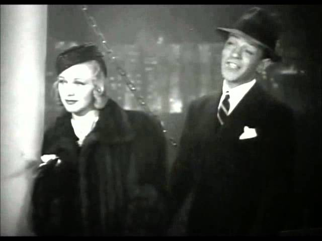 Fred Astaire And Ginger Rogers They Can T Take That Away From Me Youtube