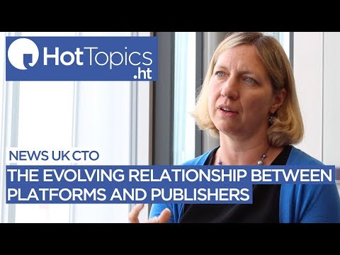 The evolving relationship between platforms and publishers