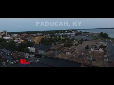 DRONE VIDEO OF PADUCAH KY