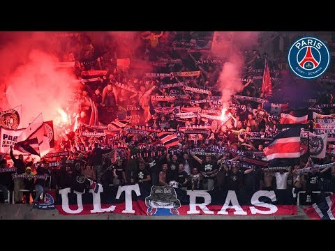 Paris SG Chants - ULTRAS AVANTI
