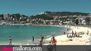 Port de Soller North West Coast of  Mallorca