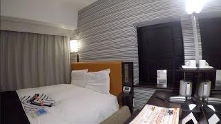 Gambar cover APA HOTEL NAMBA-SHINSAIBASHI Osaka | アパホテル なんば心斎橋 Hotel Room Tour