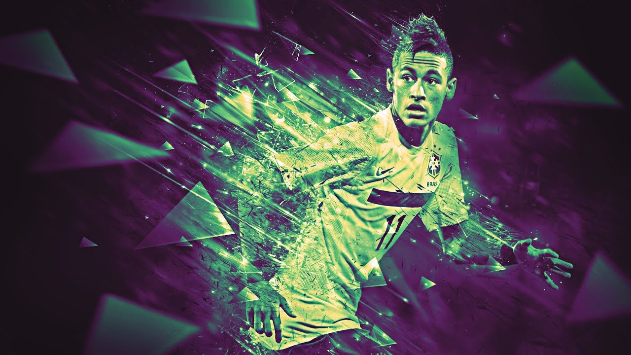 Neymar JRSuper Skills Goals HighlightsHD