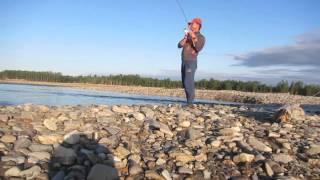 Рыбалка в Магадане на реке Яна 2015(, 2015-09-09T17:55:23.000Z)
